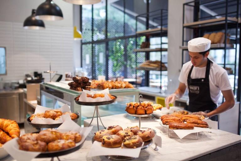 Baker's, Tel Aviv-Yafo