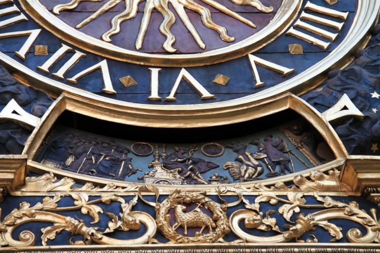 Le Gros Horloge. Rouen