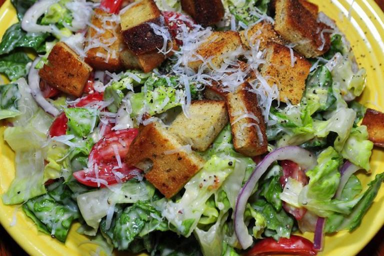 Salad Extravaganza, Houston