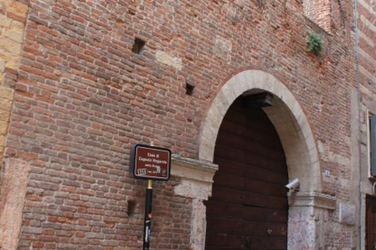 Casa di Romeo, Verona