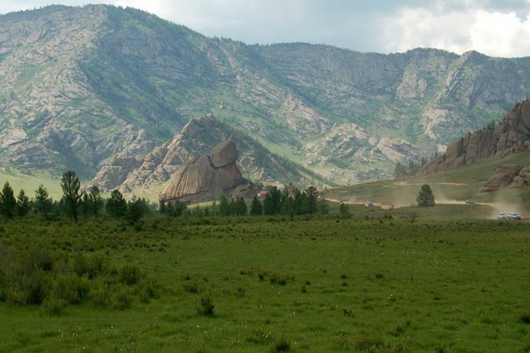 Turtle Rock, Gorkhi-Terelj National Park