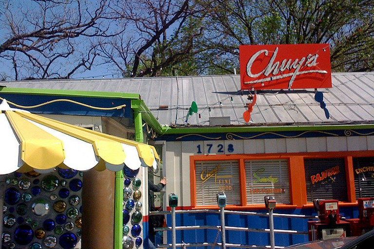 Chuy's, Barton Springs Road