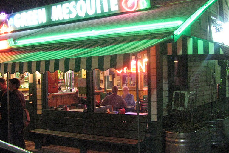 Green Mesquite BBQ, Barton Springs Road