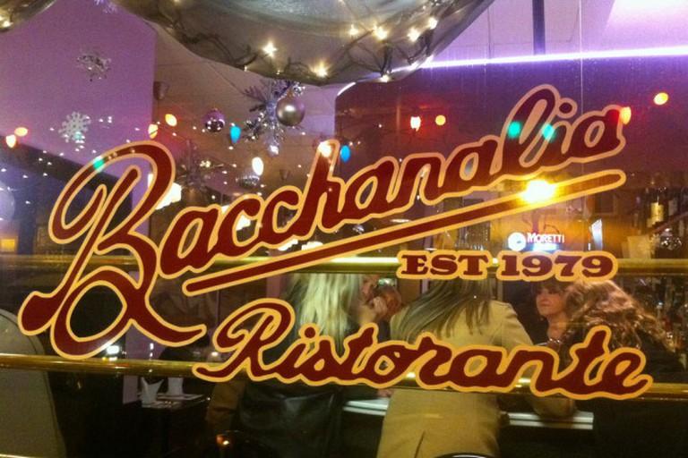 Bacchanalia, Chicago