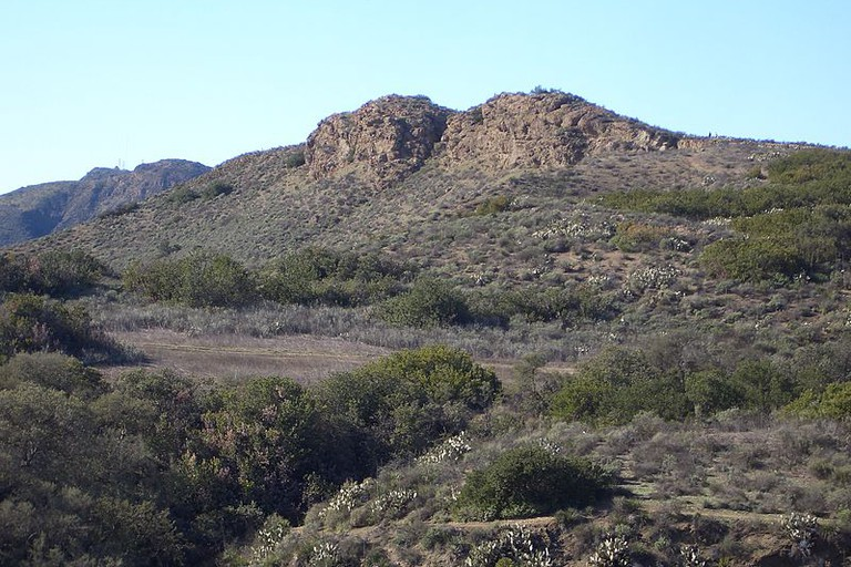 Lizard Rock, Wildwood Canyon Park