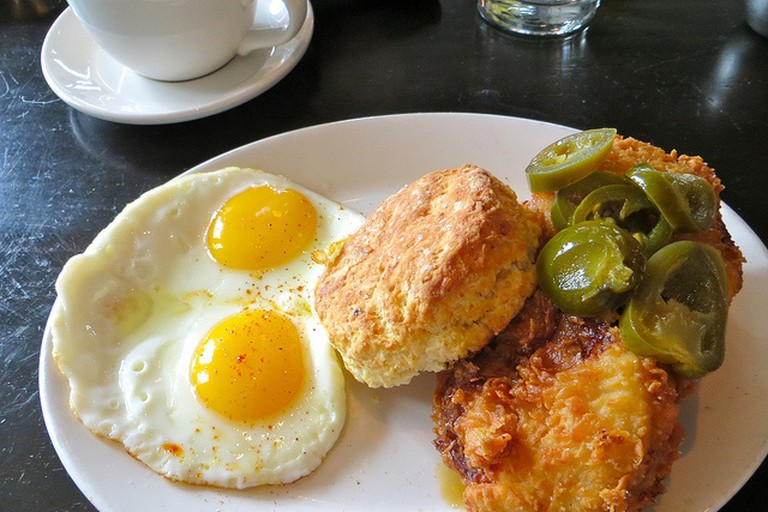 Biscuits and Eggs