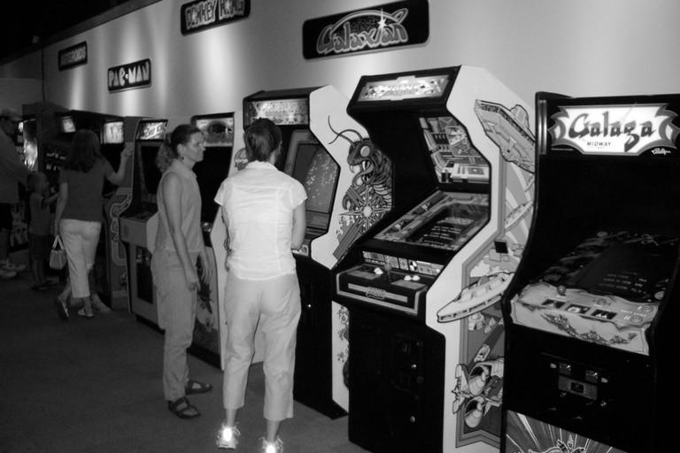 An 80s Arcade