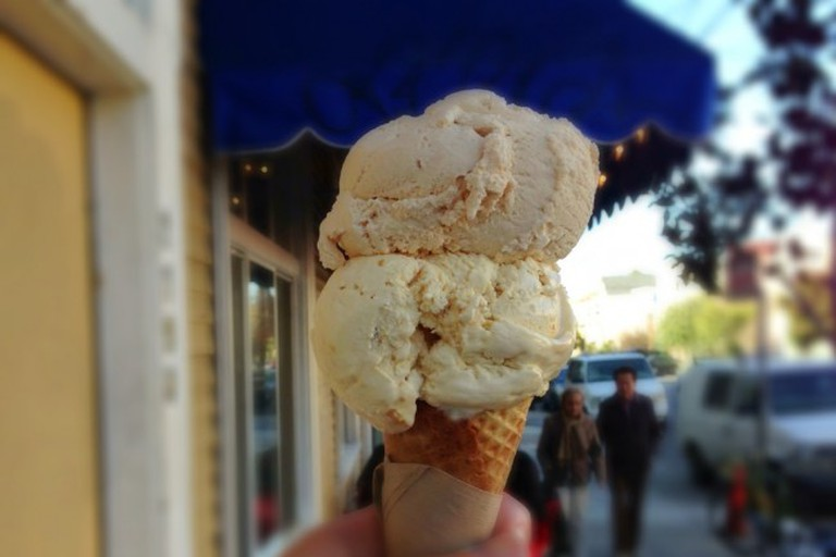 Humphry Slocombe Ice Cream