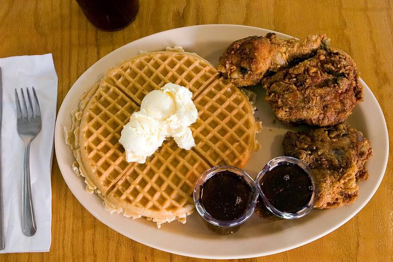 Chicken 'n' Waffles