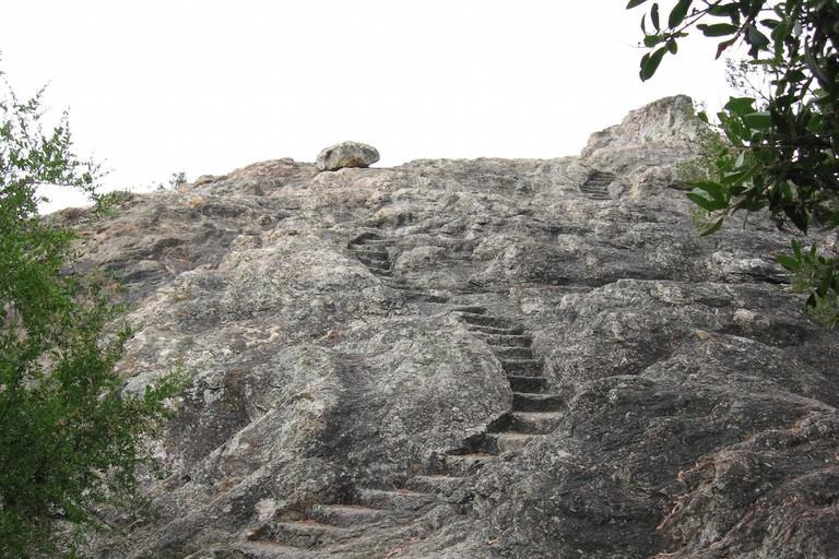 Indian Rock