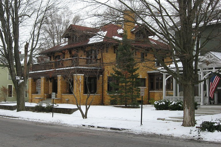 Conner Street Historic District