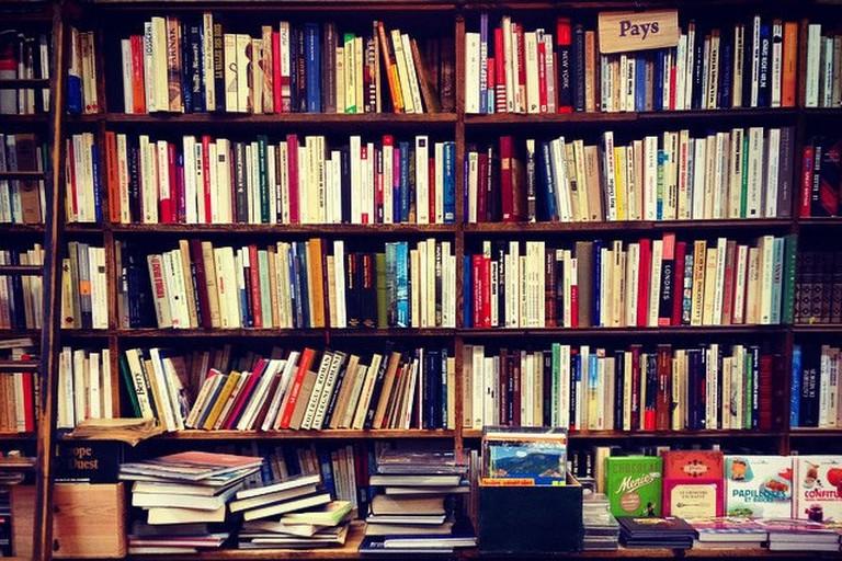 Paris / 巴黎 - book store