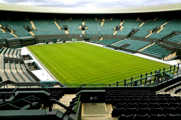 Court One at Wimbledon