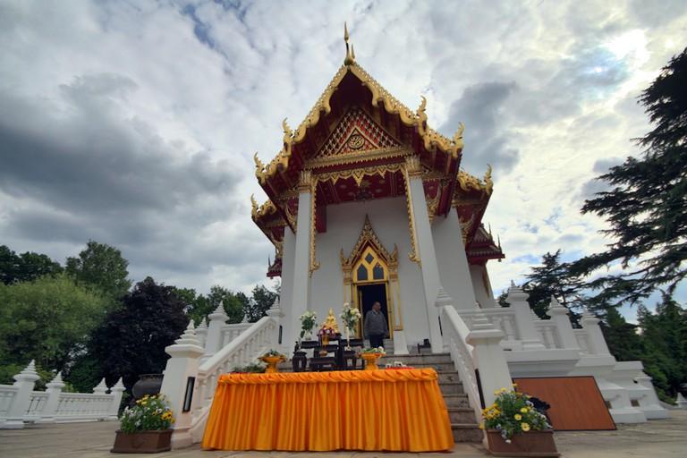 Wat Buddhapadipa