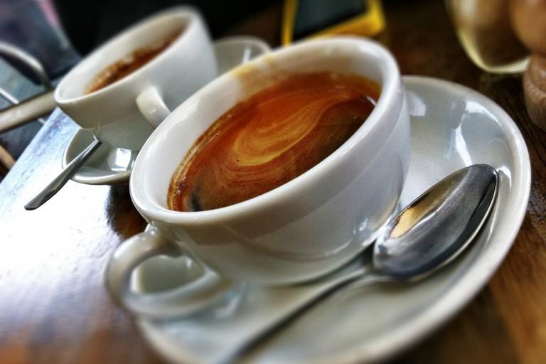 Eden Espresso, Malvern