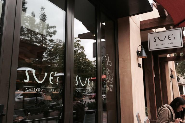 Sue's Gallery Cafe