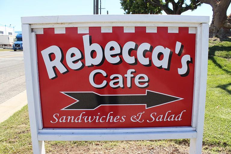 Rebecca's Cafe