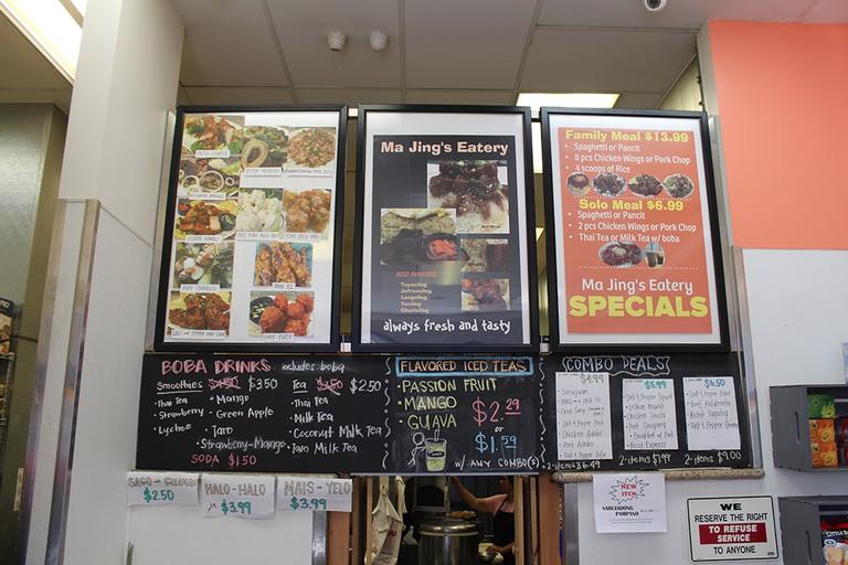 Ma Jing's Eatery
