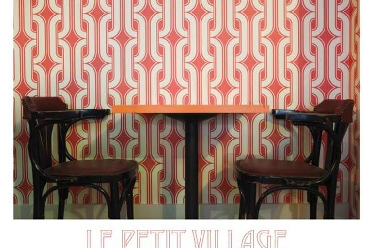 Le Petit Village, Rue la Condamine