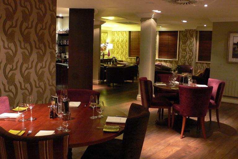 Dining Room at Waterside Brasserie