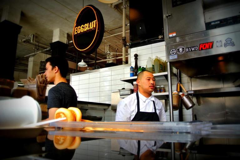 Eggslut, South Broadway