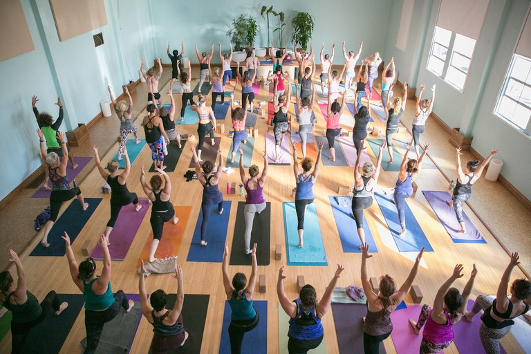 7 Yoga Flow Ocean