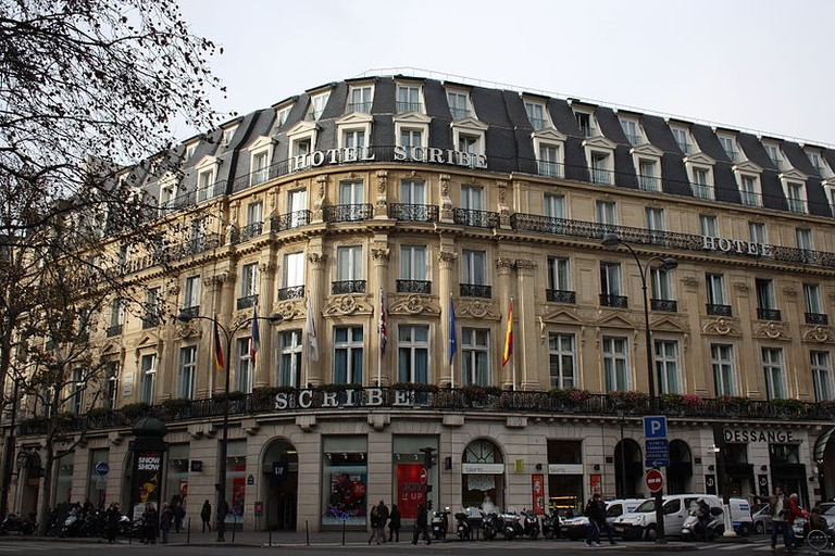 Scribe Hotel