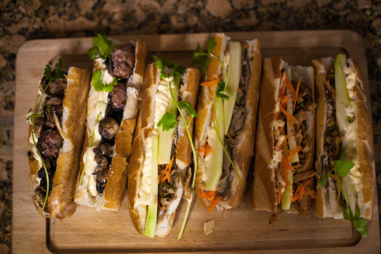 Day186: KBBQ meets Banh Mi