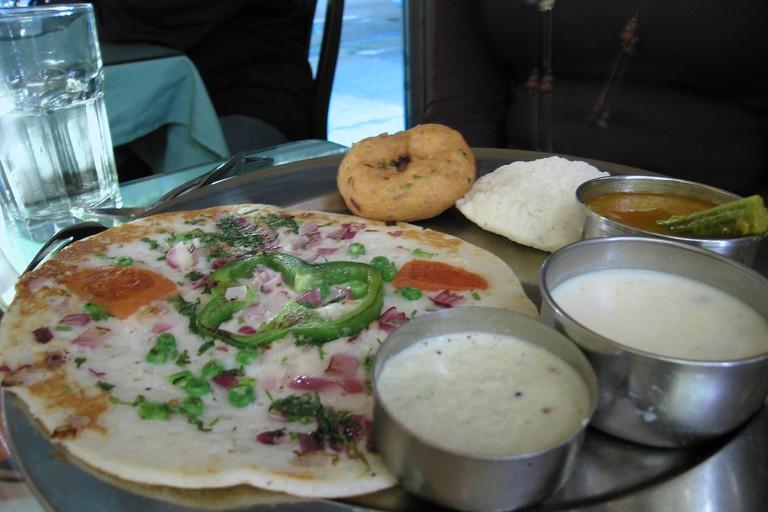 Madras Café, Sunnyvale