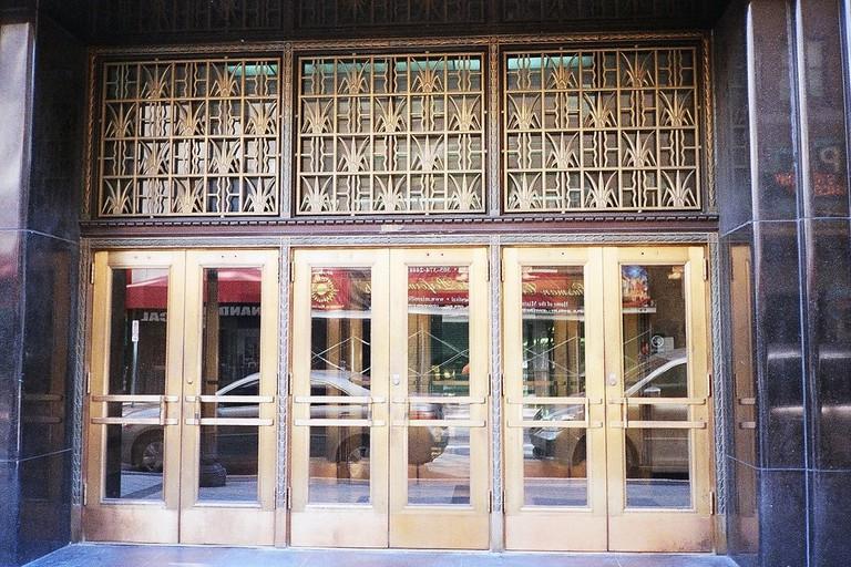 Art Deco Doors and Grillwork