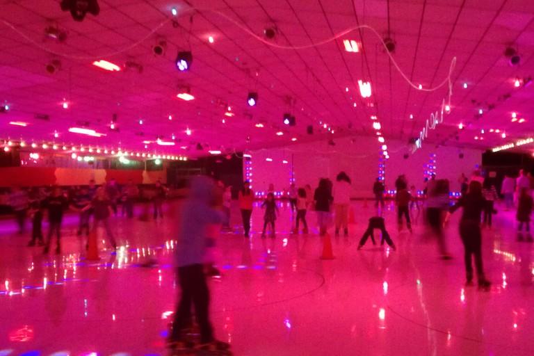 Roller Kingdom, Tyngsboro, MA, USA