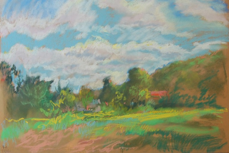 'Untitled Meadow 1' by Ron Wing