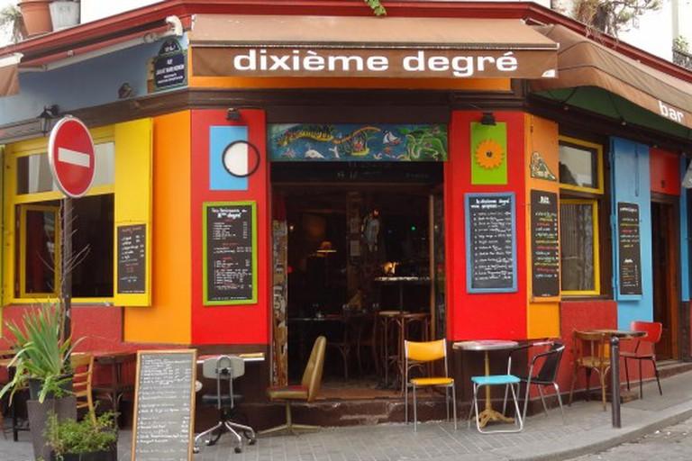 Dixième Degré, Paris