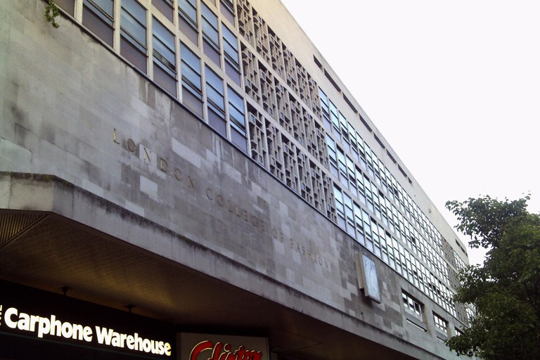 The London College Of Fashion