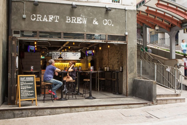 Craft Brew & Co, Hong Kong