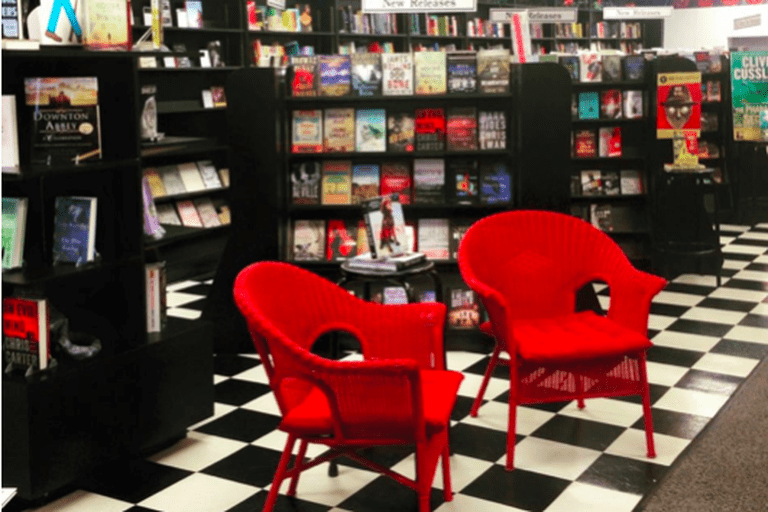 Mystery Lovers Bookstore