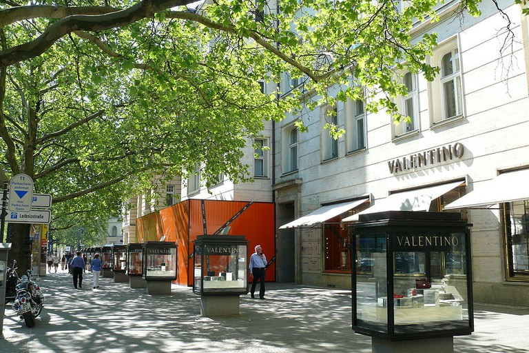 VALENTINO, Kurfürstendamm