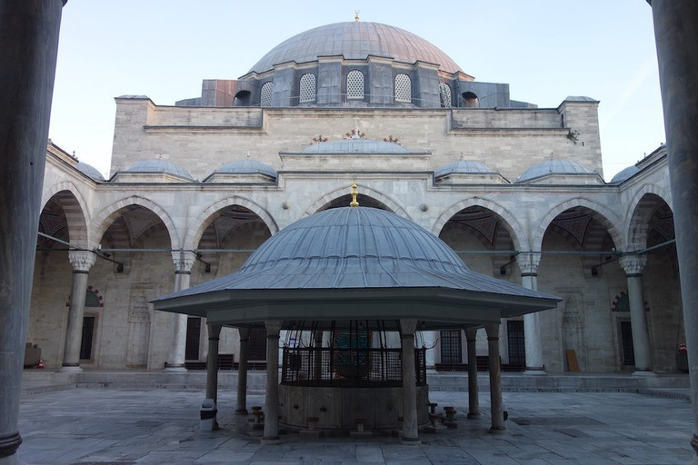Yavuz Sultan Selim Mosque, Balat