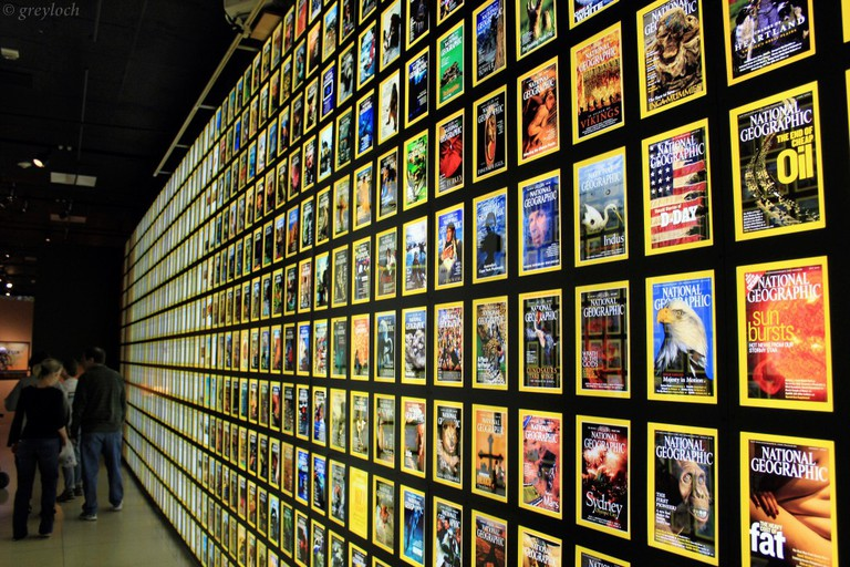 National Geographic Museum, Washington