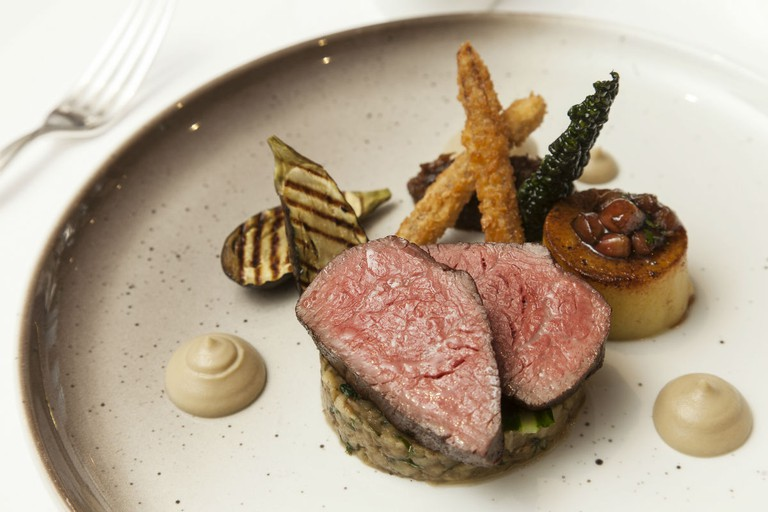 Number One at The Balmoral - Orkney Beef