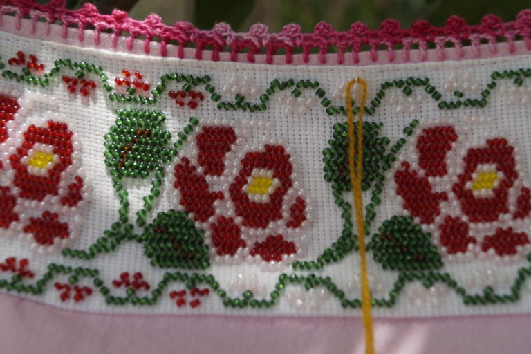 Traditional embroidery