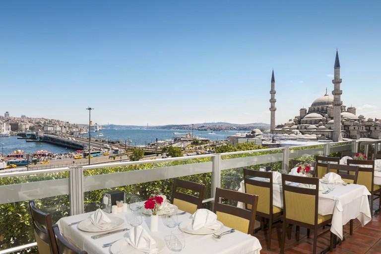 Hamdi Restaurant Eminönü, Istanbul