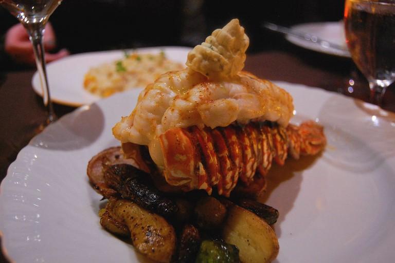 Lobster Foie Gras Butter