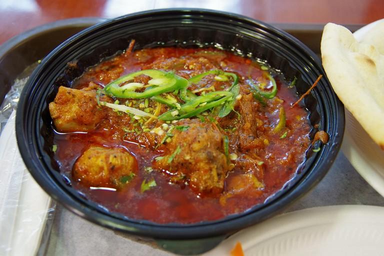 Chicken kharahi