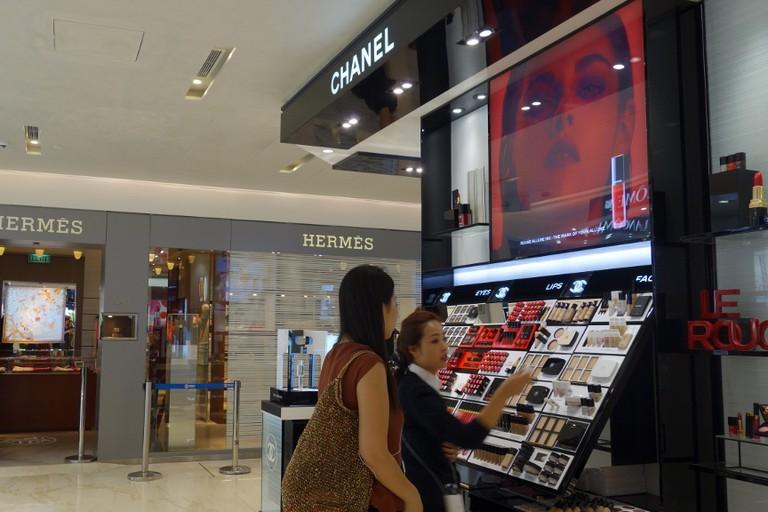 SOGO Causeway Bay, Hennessy Rd