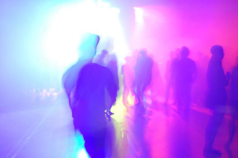 Techno night