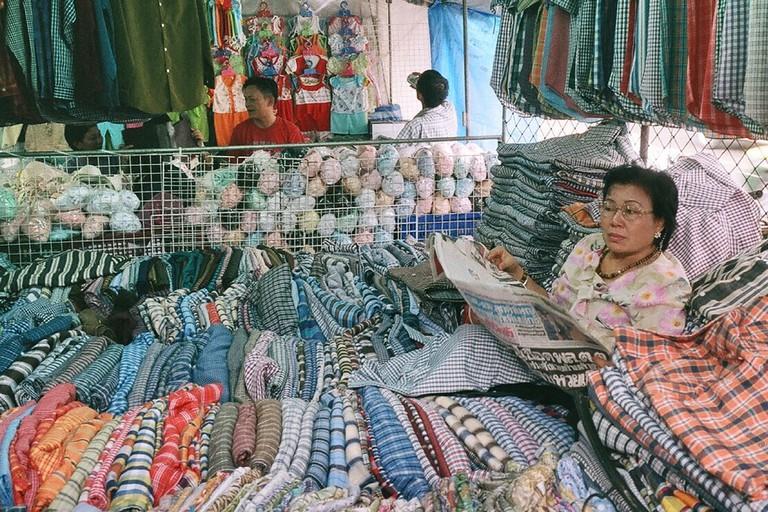Bobae Market, Bangkok
