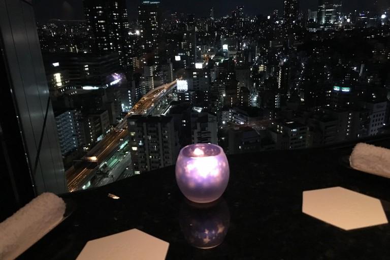 Sky Lounge Stellar Garden at Prince Park Hotel Tokyo