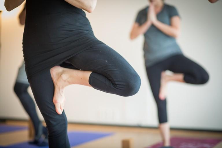 The Yoga Loft