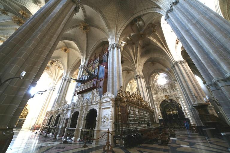 Catedral del Salvador de Zaragoza, Spain